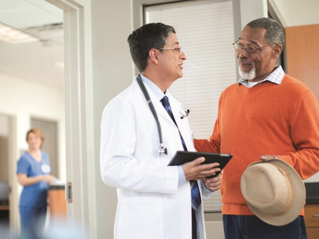 """Getting the Care You Need: Find Your Health Care """"Quarterback""""."""