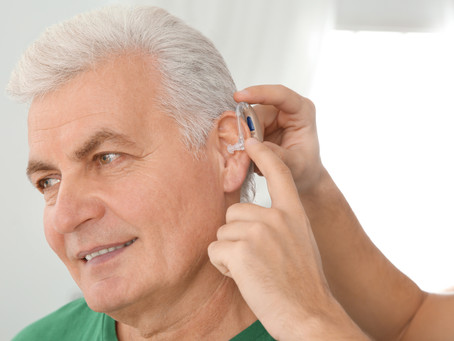 5 considerations when buying a hearing aid