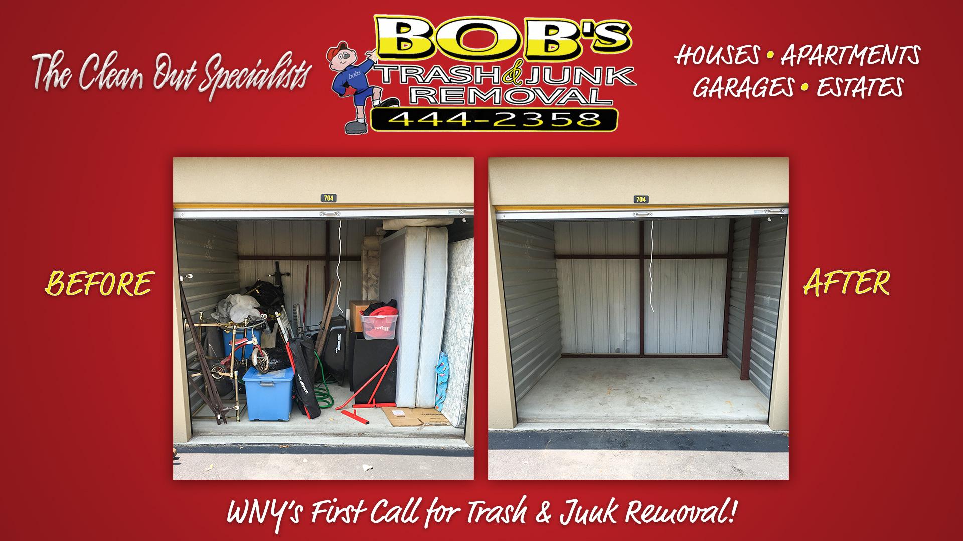 Storage Unit Junk Removal