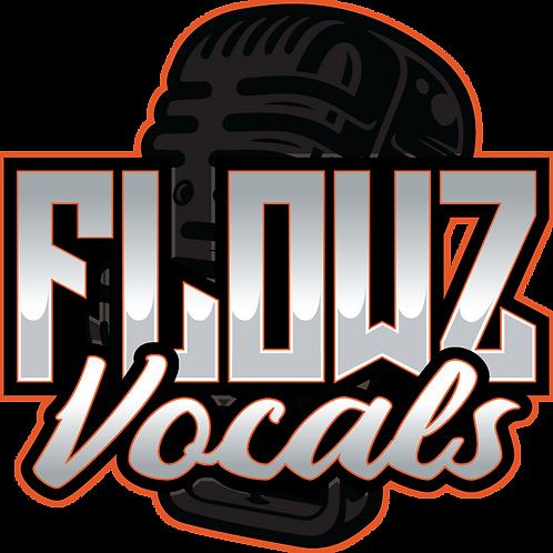 FLOWZ Vocals - 8c Vocal