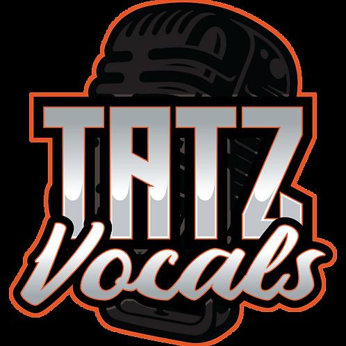 TATZ Vocals - Team/Mascot