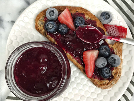 Mermelada de Berries