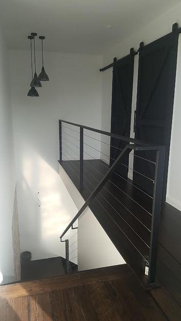 stirs handrail balastrade