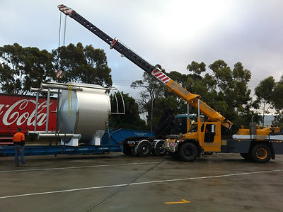 P.M. Installations Safety Procedure coca cola
