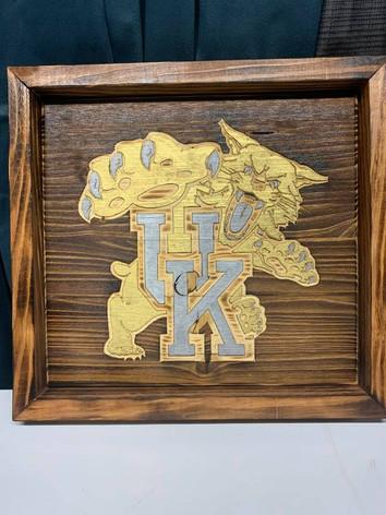 UK Wildcats wooden sign.jpg
