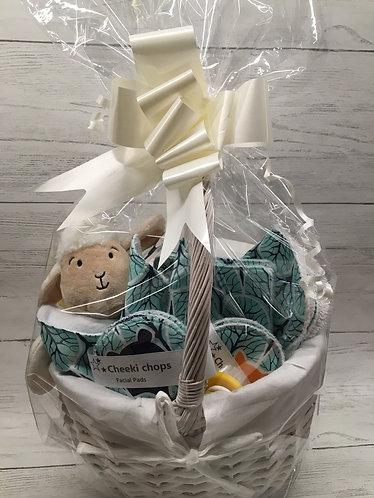 Cheeki chops handmade baby accessories baby shower luxury hamper unisex