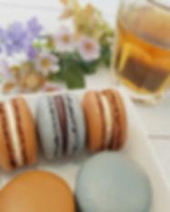 Nut Free Round Macarons