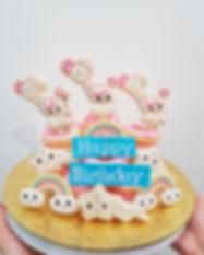 Customised Tokidoki Macaron Donut Tower