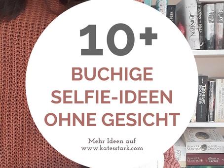 10+ kreative Selfie-Ideen für Autoren und Buchwürmer, bei denen ihr euer Gesicht nicht zeigen müsst