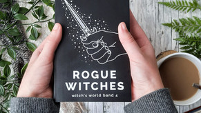 ROGUE WITCHES ist erschienen!