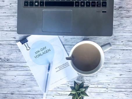 Wie ich 10.000 Worte am Tag schreibe / Schneller schreiben