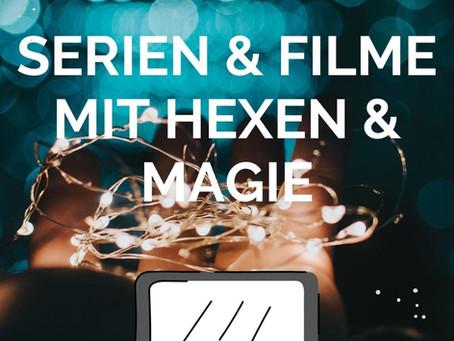 19 Serien und Filme, um die Wartezeit auf Rogue Witches zu verkürzen [Part 6] - Magische Filme