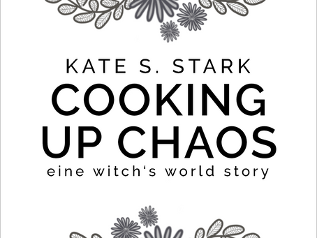 Ab heute überall erhältlich: COOKING UP CHAOS