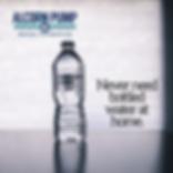 Skip the Bottled Water