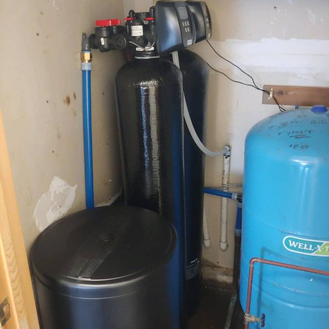 Alcorn Pump & Water Filtration - Filtration System