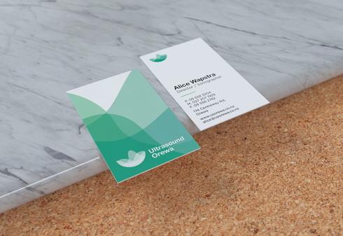 Ultrasound Business Cards