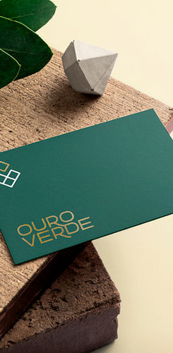 Ouro Verde | Brand