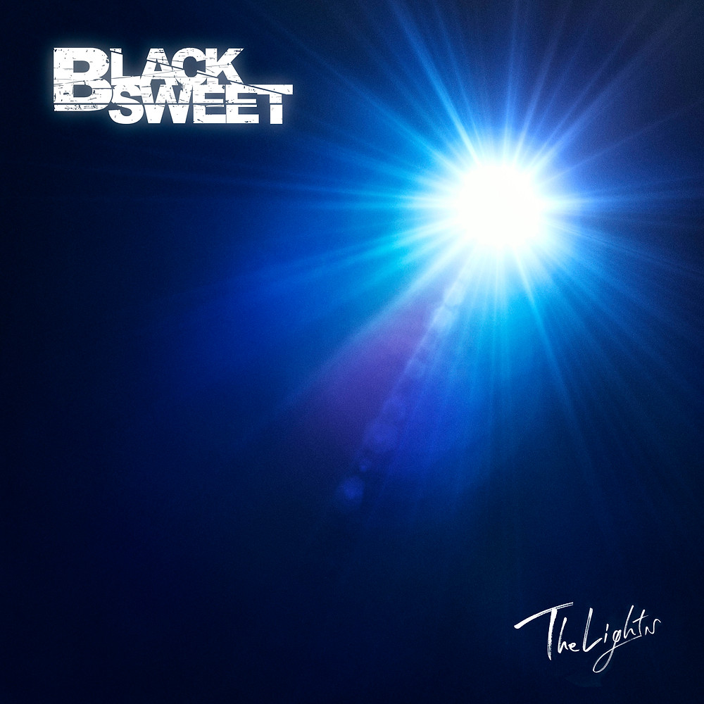 BLACK SWEET - The Lights