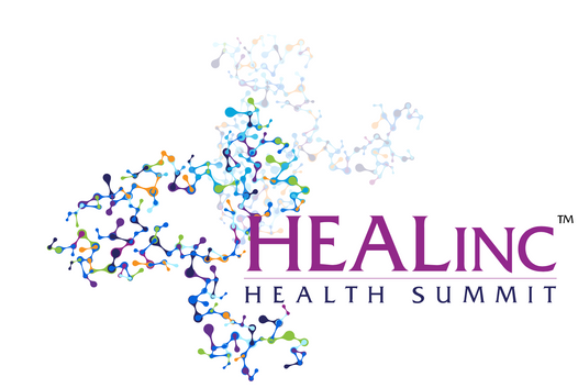 HEALinc logo - Nicole Collie