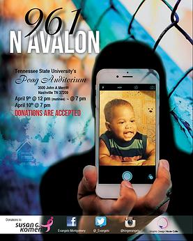 961 N Avalon - Nicole Collie Graphic Designer