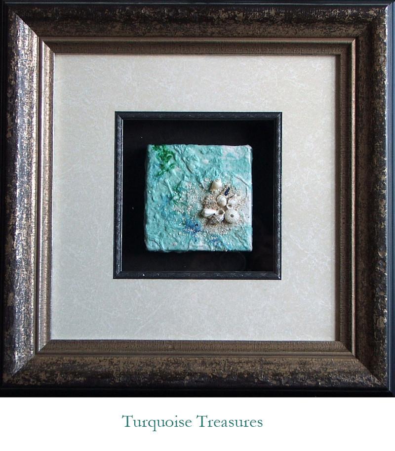 Turquoise Treasures - Del Foxton