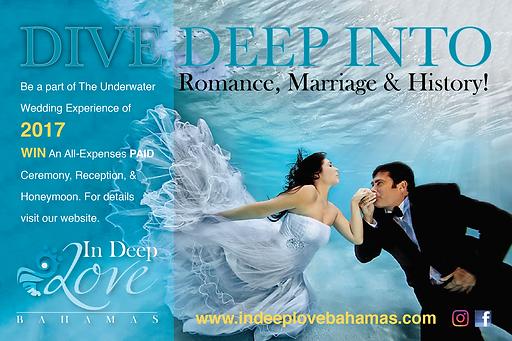 Nicole Collie Graphics - In Deep Love Bahamas