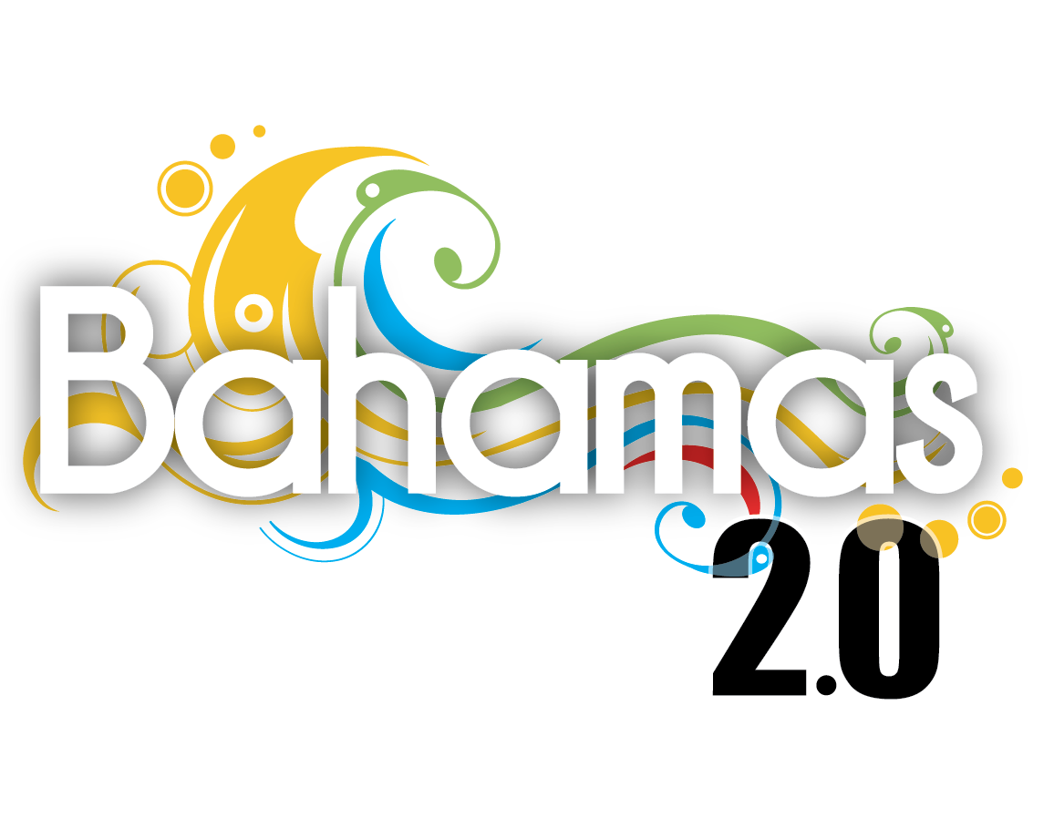 Bahamas 2.0 logo - Nicole Collie