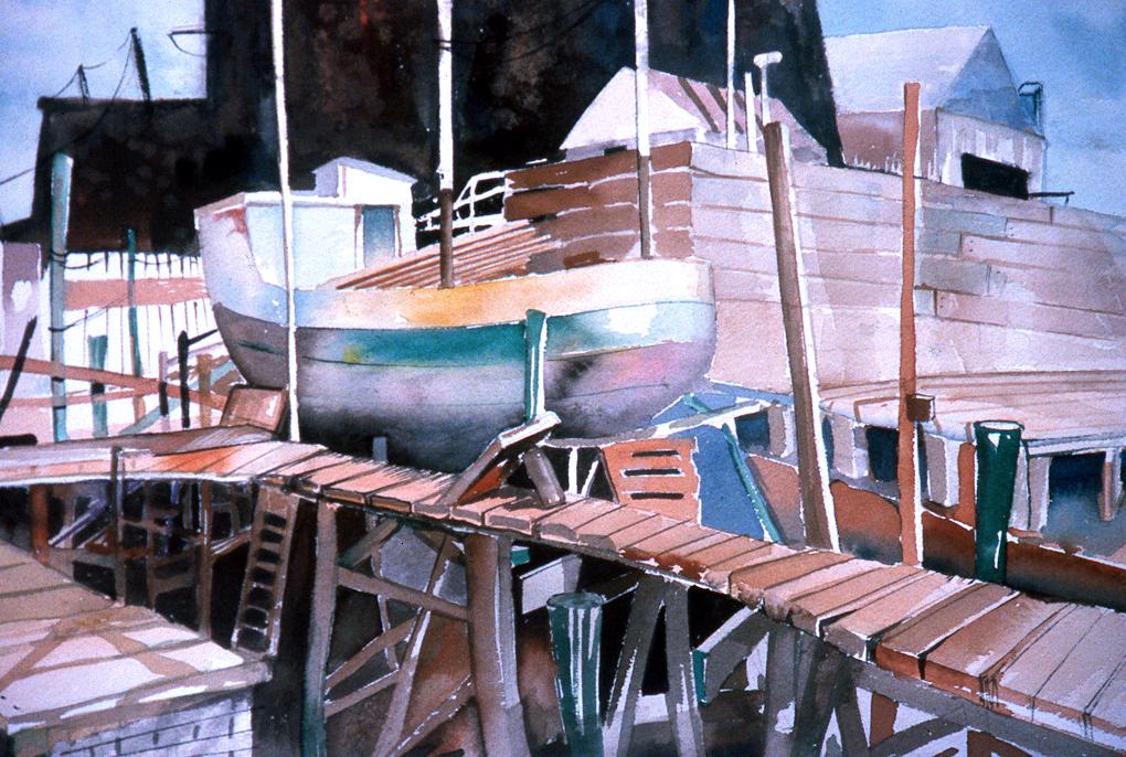 Brown's Boat Basin
