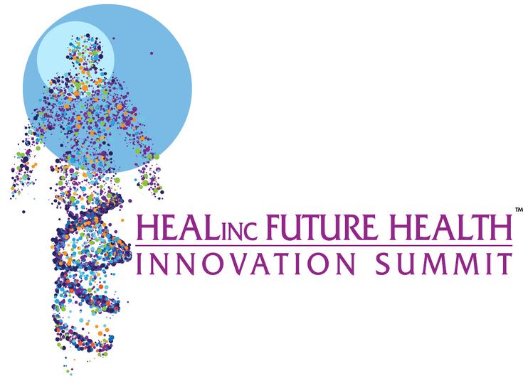 HEALinc Future Health logo - Nicole Coll
