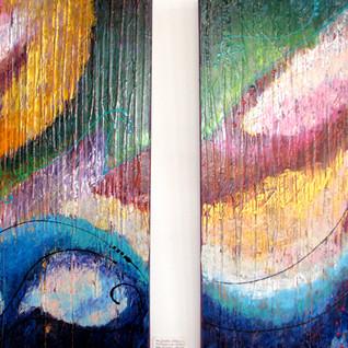 Oceans of Color I & II - Nicole Collie