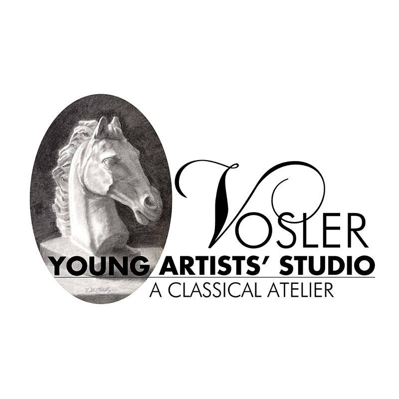 Vosler Young Artists Studio logo - Nicol