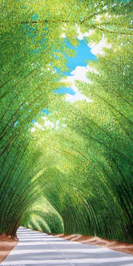 Bamboo Street