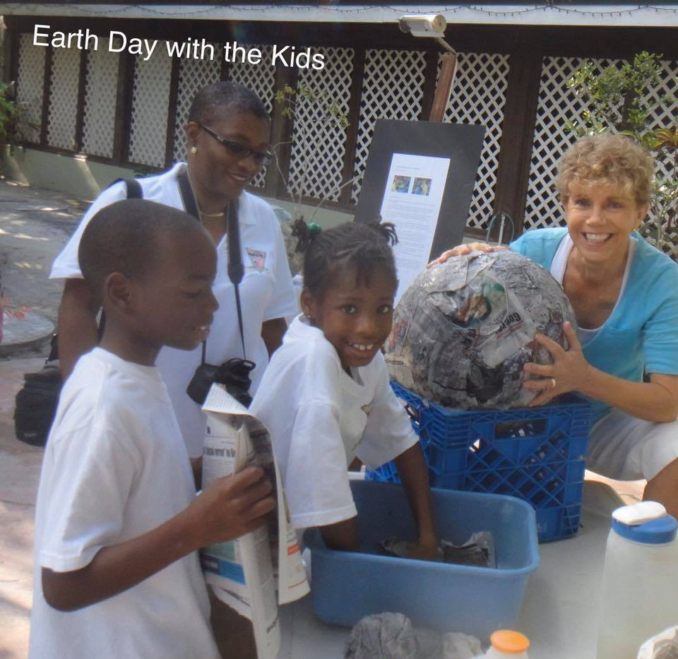 Del Foxton - Earth Day with the Kids