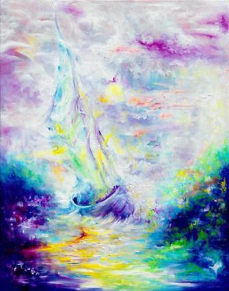 Mystic Sail - Angels Dr. Desiree Cox, MD