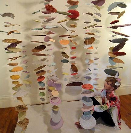 Del Foxton - ECO artist / paper artist