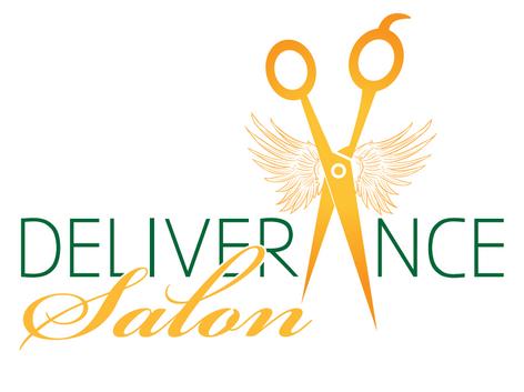 Deliverance Salon logo - Nicole Collie