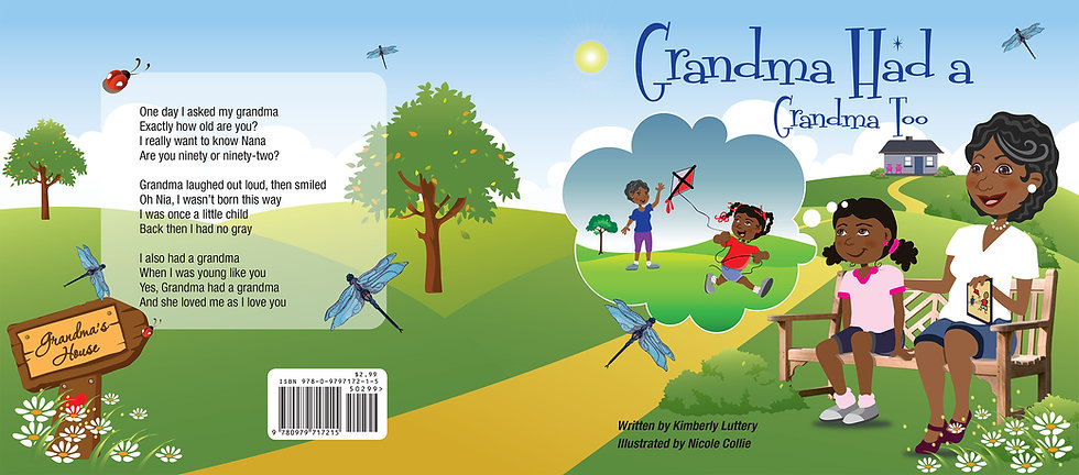 Nicole Collie Graphic Design - Grandma Had a Grandma Too