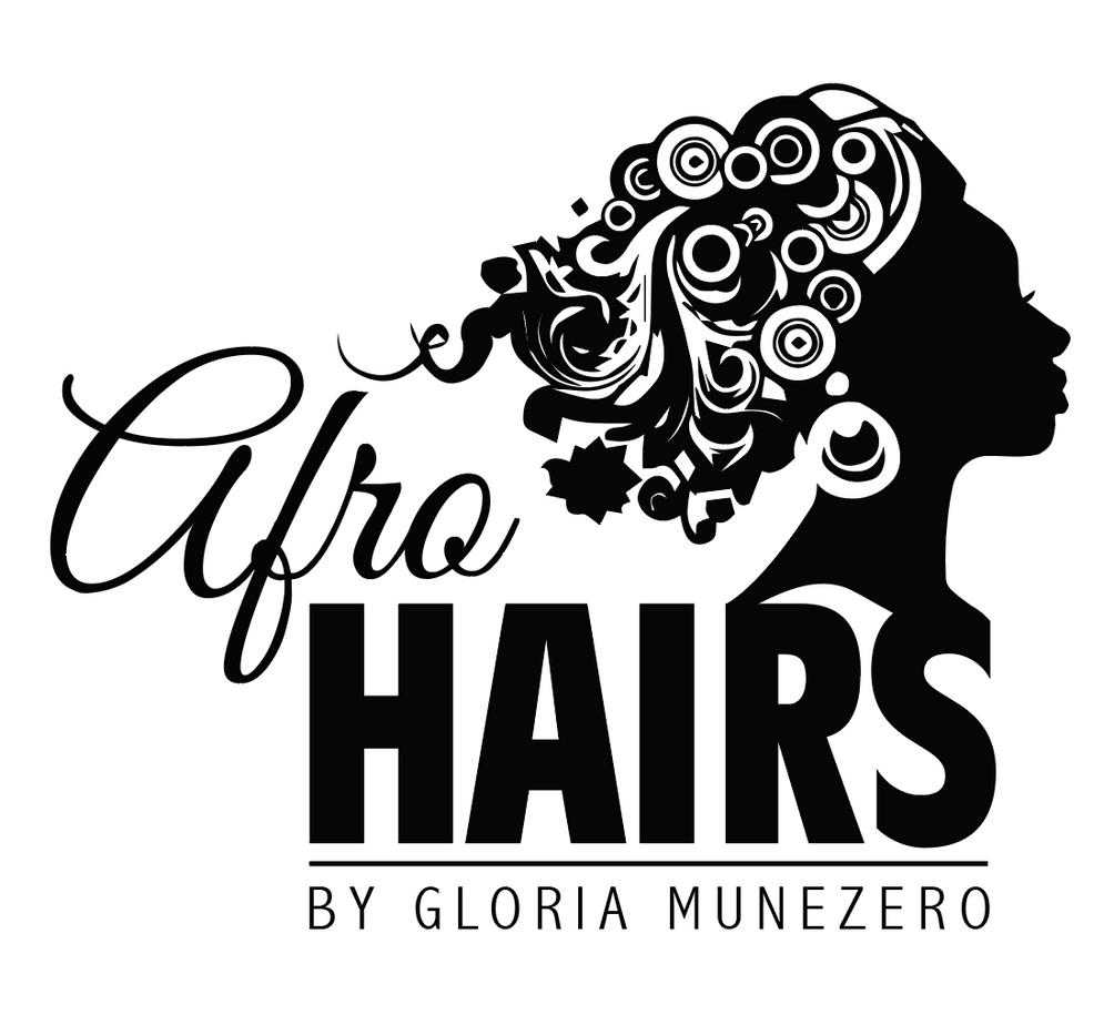 Afro Hairs logo - Nicole Collie