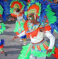 Junkanoo Cheoreograph Dancer