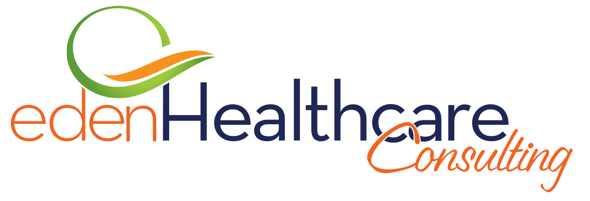Eden Health Care logo - Nicole Collie