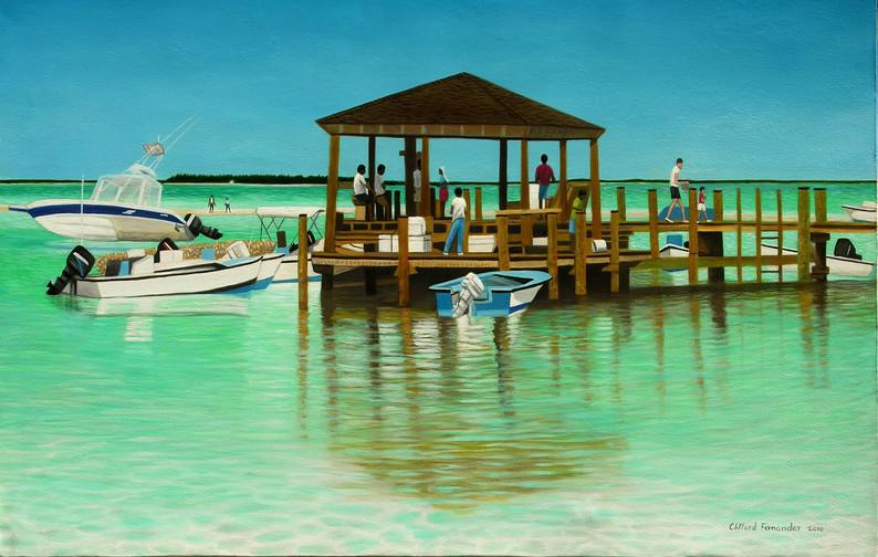 Fisherman's Dock