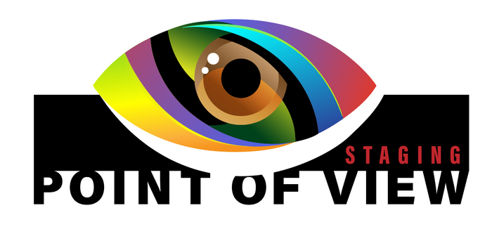 Point of View logo - Nicole Collie