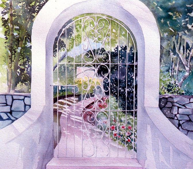 Caroline's Gate