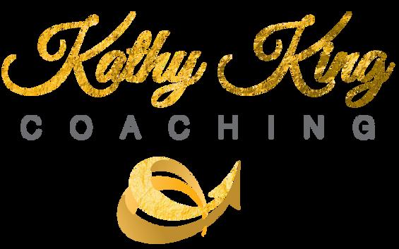 Kathy King Coaching logo - Nicole Collie