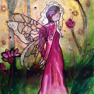 The Spirit of a Fairy - Nicole Collie