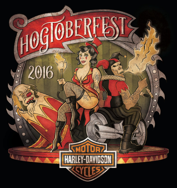 Hobtoberfest T-shirt Illustration