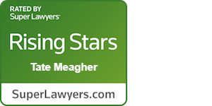 Superlawyers Rising Stars Tate Meagher
