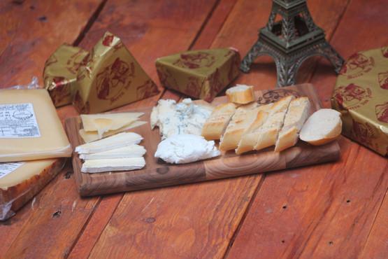 Tábua de queijos Artesanais