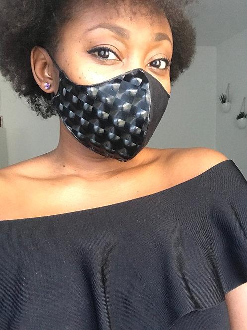 Mund- und Nasenmaske Black