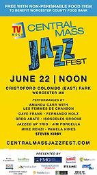 CENTRAL MASS JAZZ FEST_2019 Jazz Fest_ed
